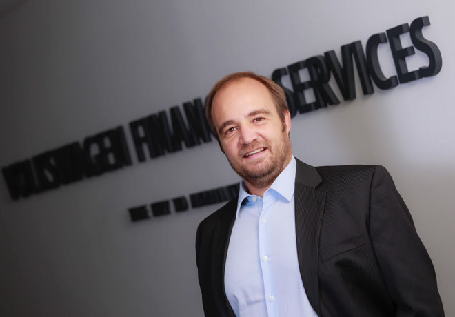 Joao Rias - Country Manager de Volkswagen Financial Services