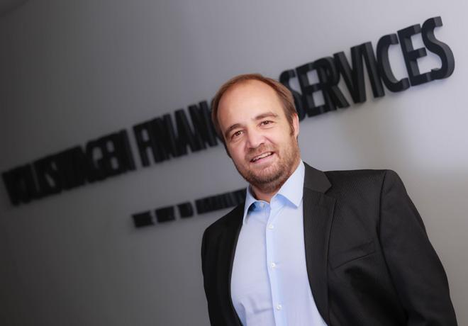 Joao Rias - Country Manager de Volkswagen Financial Services