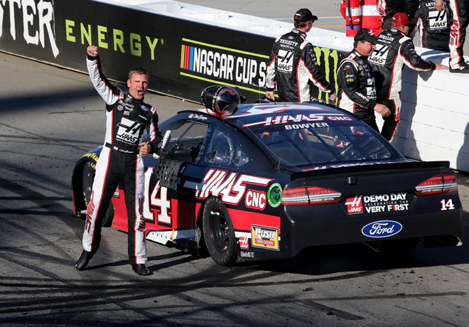 NASCAR - Martinsville 2018 - Clint Bowyer - Ford Fusion