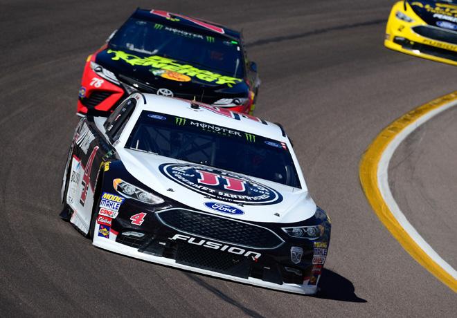 NASCAR - Phoenix 2018 - Kevin Harvick - Ford Fusion
