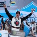 NASCAR - Phoenix 2018 - Kevin Harvick en el Victory Lane