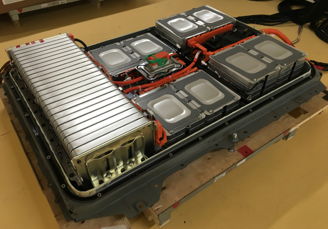 Nissan - Sumitomo Corp - 4R - instalan planta para reciclar baterias de vehiculos electricos 2