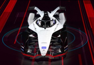 Nissan presenta el prototipo del vehiculo que debutara en la Formula E 3