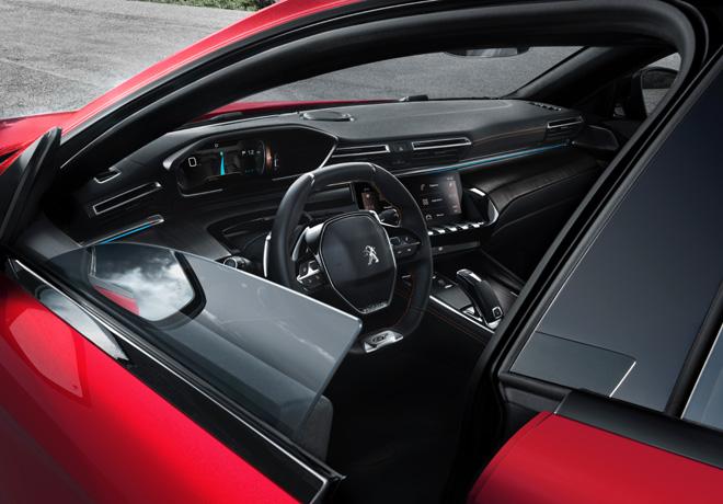 Peugeot - Salon de Ginebra 2018 - 508 2