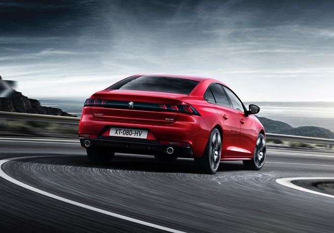 Peugeot - Salon de Ginebra 2018 - 508 3