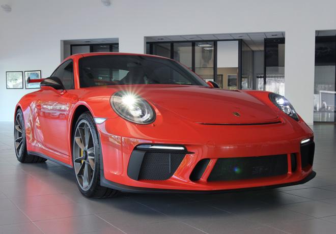 Porsche 911 GT3 en Argentina 1