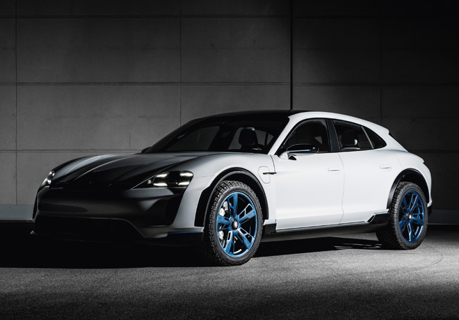 Porsche Mission E Cross Turismo 2