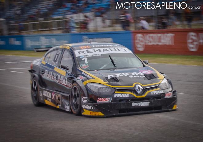 STC2000 - Buenos Aires 2018 - Carrera Clasificatoria - Facundo Ardusso - Renault Fluence