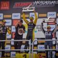 STC2000 - Buenos Aires 2018 - Final - Facundo Ardusso - Leonel Pernia - Mariano Werner en el Podio