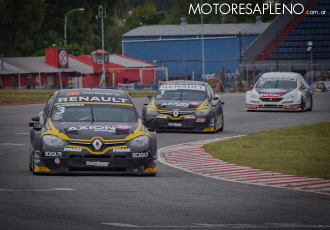STC2000 - Buenos Aires 2018 - Final - Leonel Pernia - Renault Fluence