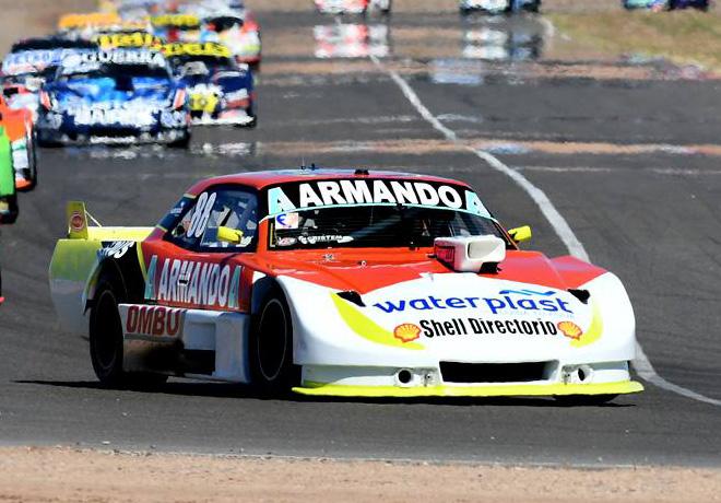TC Pista - Neuquen 2018 - Jonathan Vazquez - Dodge