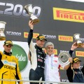 TC2000 - Alta Gracia - Cordoba 2018 - Carrera Final - Mariano Pernia - Marcelo Ciarrochi - Hernan Palazzo en el Podio