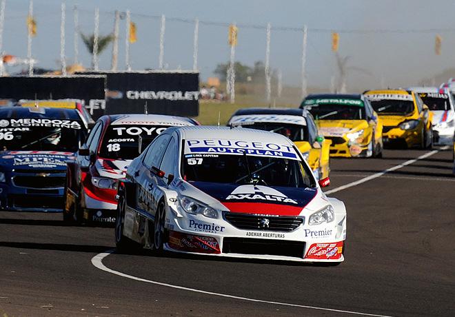 TC2000 - Concepcion del Uruguay - Entre Rios 2018 - Carrera Sprint - Agustin Lima Capitao - Peugeot 408