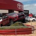 Toyota en Expoagro