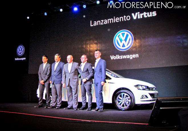 VW - Lanzamiento Virtus 1
