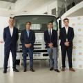 Alianza entre Shell Lubricantes e Isuzu Argentina