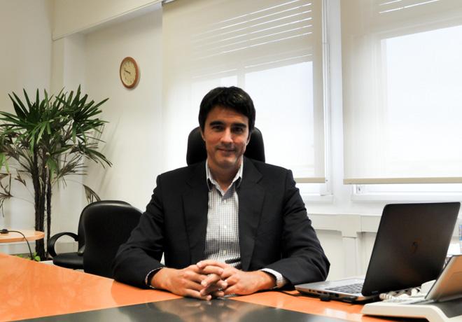 Diego Sabena - Director de Administracion Control y Finanzas de FCA Automobiles Argentina SA