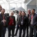 El Comite Directivo de VW Argentina visito las instalaciones del INVAP en la ciudad de Bariloche