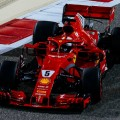 F1 - Bahrein 2018 - Clasificacion - Sebastian Vettel - Ferrari