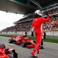 F1 - China 2018 - Clasificacion - Sebastian Vettel - Ferrari