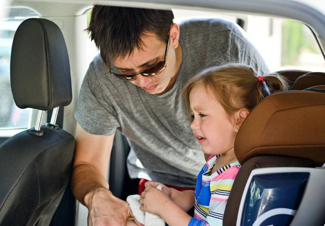 Programa de seguridad vial infantil dirigido a concientizar a 200.000 familias.