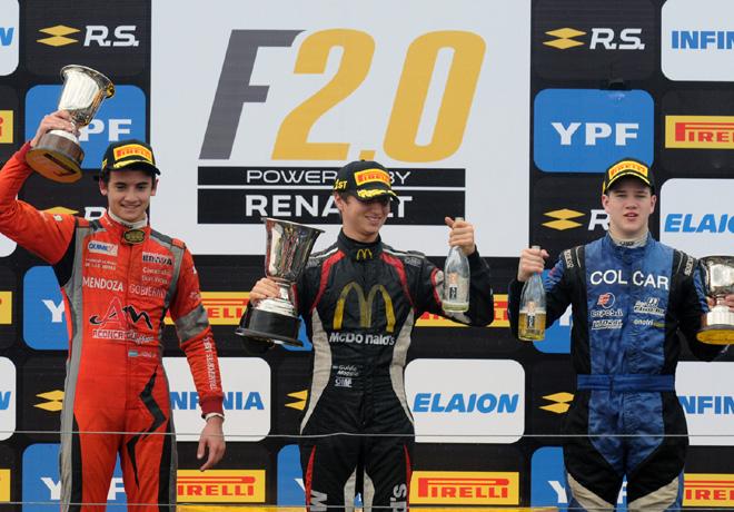 FR20 - Rosario 2018 - Carrera 2 - El Podio