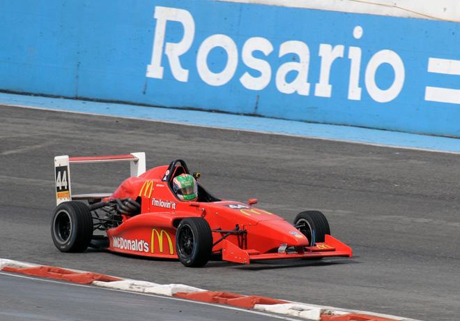 FR20 - Rosario 2018 - Carrera 2 - Guido Moggia - Tito-Renault