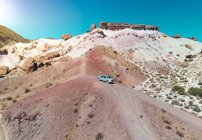 Ford Ranger Experience en Mendoza 2