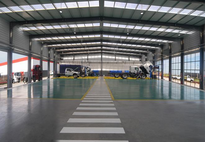 Ford amplia su red de concesionarios de camiones junto a Giorgi Automotores 2