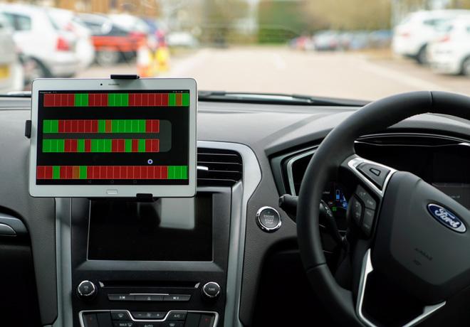 Ford prueba en el Reino Unido una nueva tecnologia de estacionamiento colaborativo 2