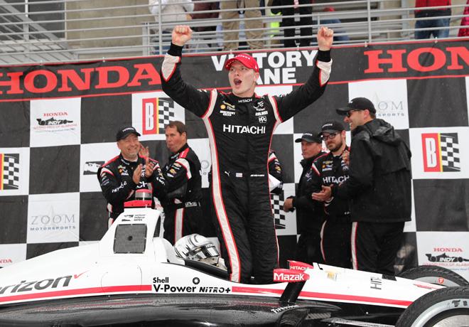 IndyCar Series en Birmingham – Carrera: Tercera victoria de Josef Newgarden en el Barber Motorsports Park en los últimos cuatro años.