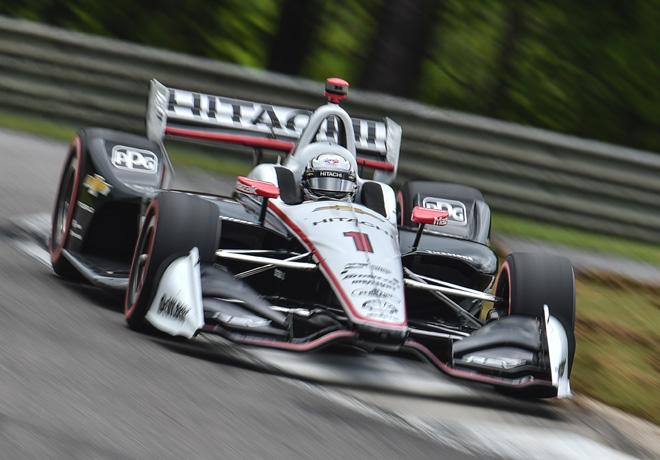 IndyCar - Birmingham 2018 - Carrera - Josef Newgarden