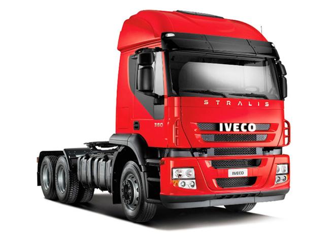 Iveco Stralis 570S 41T NR equipado con motor Cursor 13 de FPT Industrial