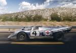 Legendario auto de carreras Porsche utilizado para uso diario en Monaco 4