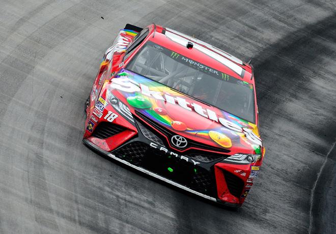 NASCAR - Bristol 2018 - Kyle Busch - Toyota Camry