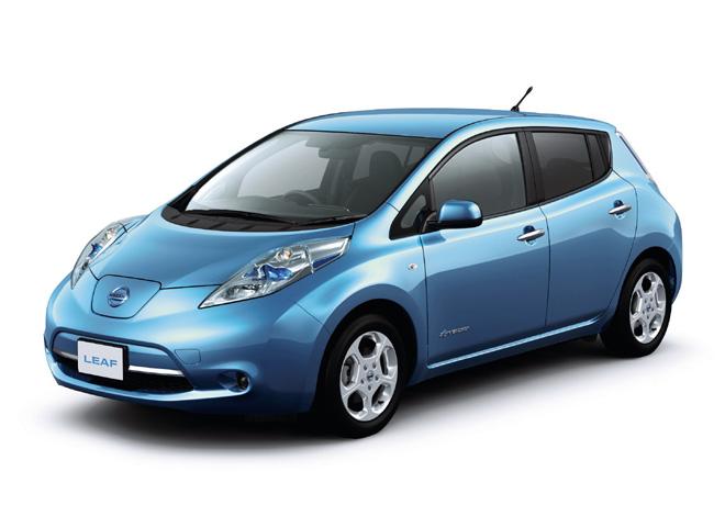 Nissan LEAF - primera generacion