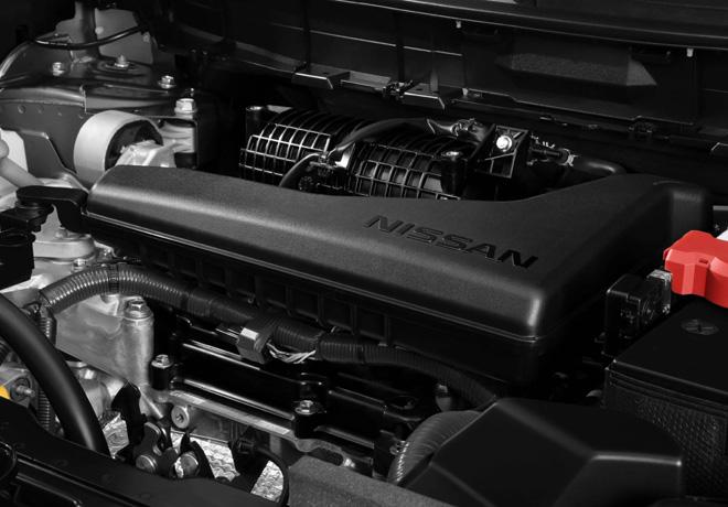 Nissan X-Trail 2