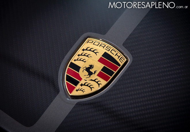 Porsche 911 Turbo S Exclusive Series Logo
