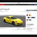 Porsche presenta en Argentina el Car Configurator con precios locales