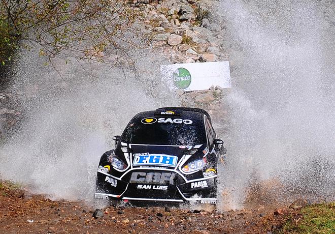 Rally Argentino - Tafi del Valle 2018 - Etapa 1 - Miguel Baldoni - Ford Fiesta MR