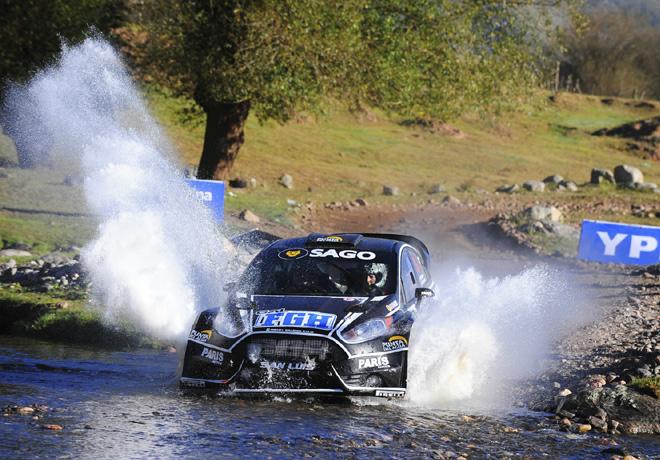 Rally Argentino - Tafi del Valle 2018 - Final - Miguel Baldoni - Ford Fiesta MR