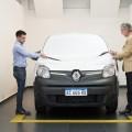 Renault entrego el primer Kangoo ZE que rodara en la Argentina