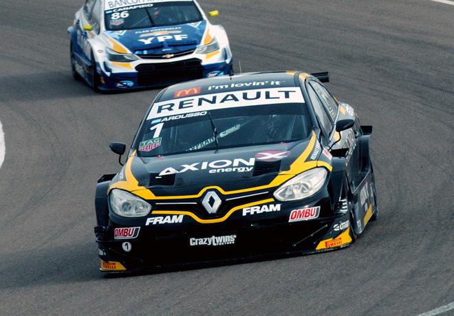 STC2000 - San Martin - Mendoza 2018 - Carrera Clasificatoria - Facundo Ardusso - Renault Fluence
