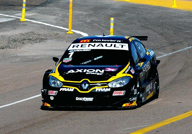STC2000 - San Martin - Mendoza 2018 - Final - Facundo Ardusso - Renault Fluence