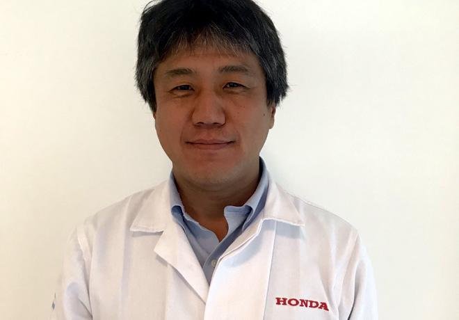 Seiji Saito - Presidente de Honda Motor de Argentina