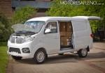 Shineray presento sus modelos utilitarios y de pasajeros en Argentina 5