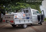 Shineray presento sus modelos utilitarios y de pasajeros en Argentina 8