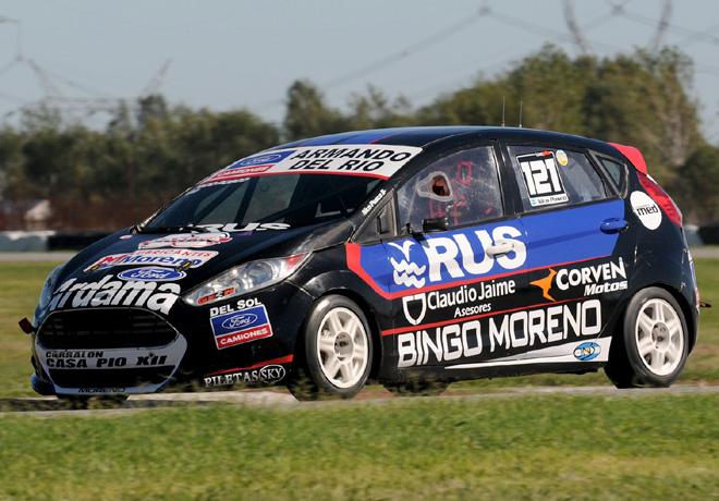 TN - La Plata 2018 - C2 - Nicolas Posco - Ford Fiesta