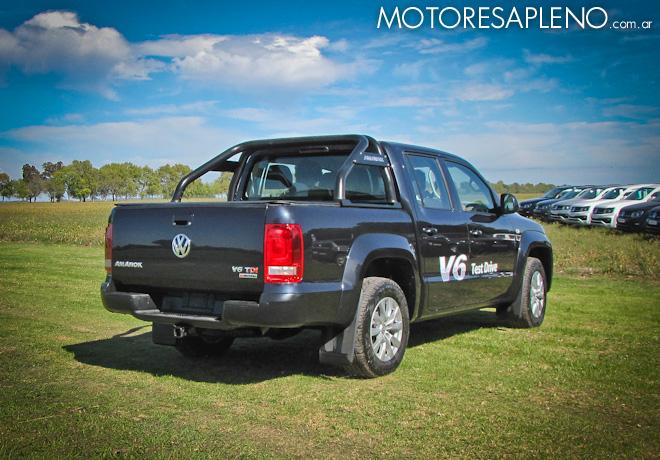 VW - Presentacion Amarok V6 Comfortline 6