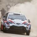 WRC - Argentina 2018 - Dia 2 - Ott Tanak - Toyota Yaris WRC